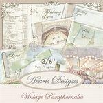 Vintage Paraphernalia By Hearts Designs