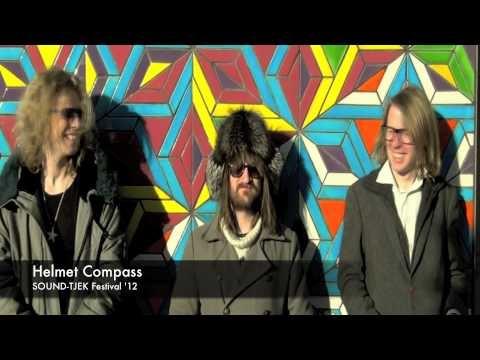 Fem facts før festivalen - Helmet Compass