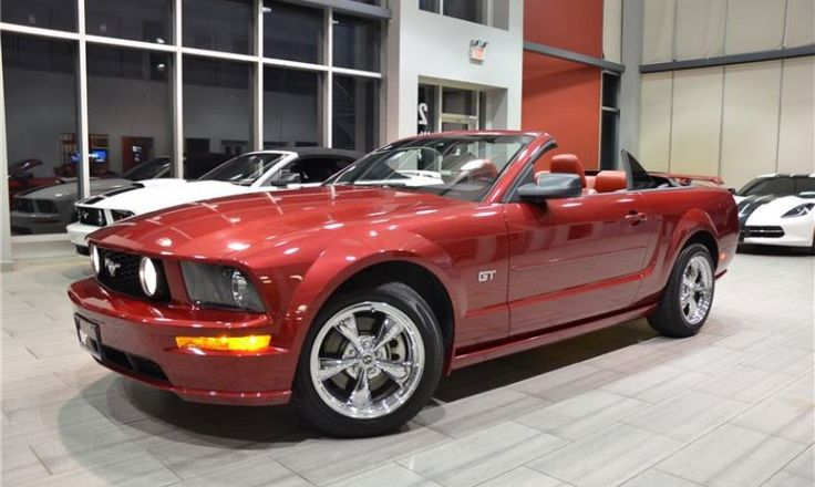 2005 Ford Mustang GT Convertible With Only 26.988 km! | CRS Automotive: http://crsautomotive.com/listings/2005-ford-mustang-gt-convertible-with-only-26-988-km/