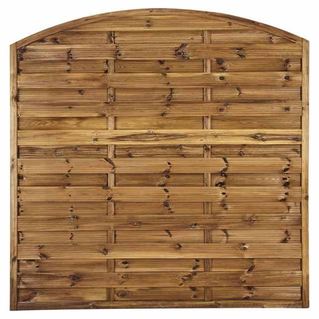 panneau bois droit blooma oussouri 180 x cm. Black Bedroom Furniture Sets. Home Design Ideas