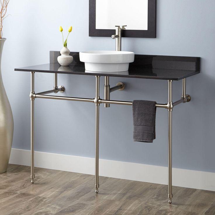 Kohler Bathroom Sink With Chrome Legs