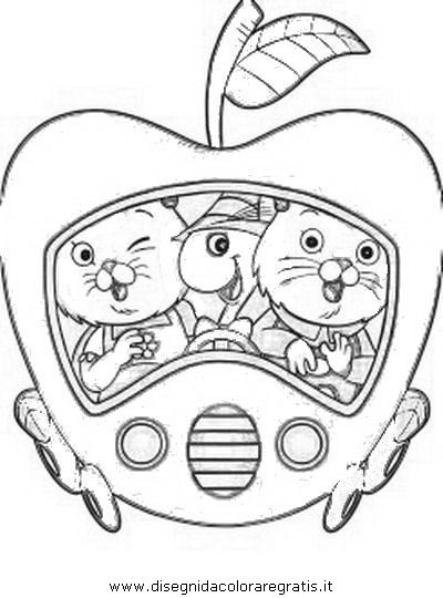 richard scarry halloween coloring pages - photo#2