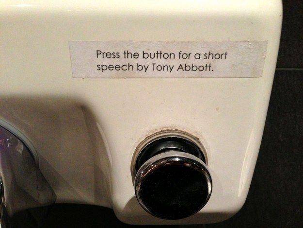 This hand dryer in Sydney...  25 things only Australians will find funny - Tony…