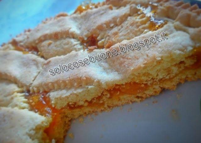 Ricette SoloCoseBuone  : Crostata di marmellata