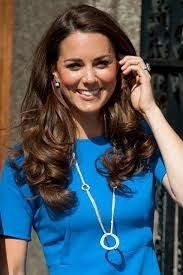 what hairstyles pinterest board would be complete without a picture of Kate Middleton and her fabulous hair.
