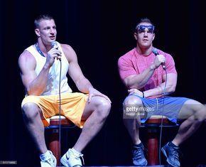 Rob & Chris Gronkowski