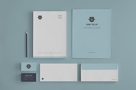 Área Visual: Jonny Delap. Diseñando identidades corporativas