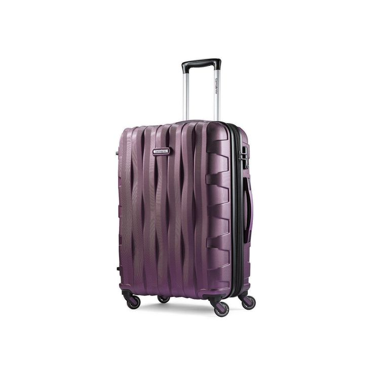 Samsonite Ziplite 3.0 Hardside Spinner Luggage, Purple