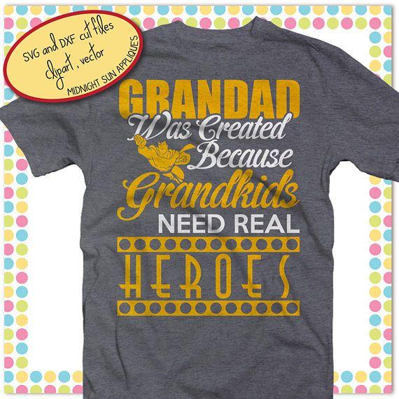 Grandad svggrandad giftgrandpa svggrandpa shirt