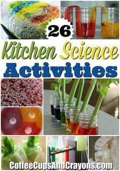 kitchen science pink aid mixer experiments you can do at home coolest for kids