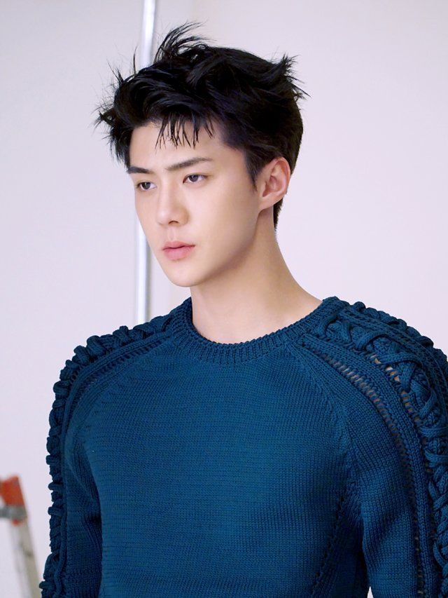170307 EXO Vyrl Update: Sehun for L'Optimum Thai Magazine March Issue - EXOdicted - EXO Fansite