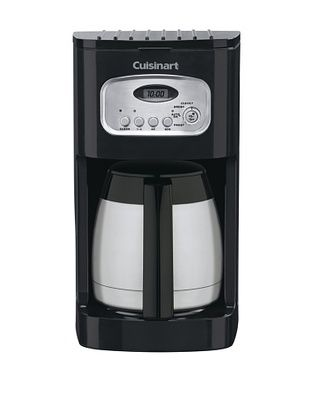 40% OFF Cuisinart Classic 10-Cup Thermal Programmable Coffeemaker (White)