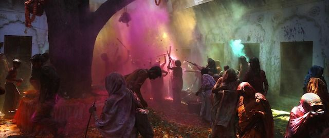 Le foto di Holi in India - Il Post