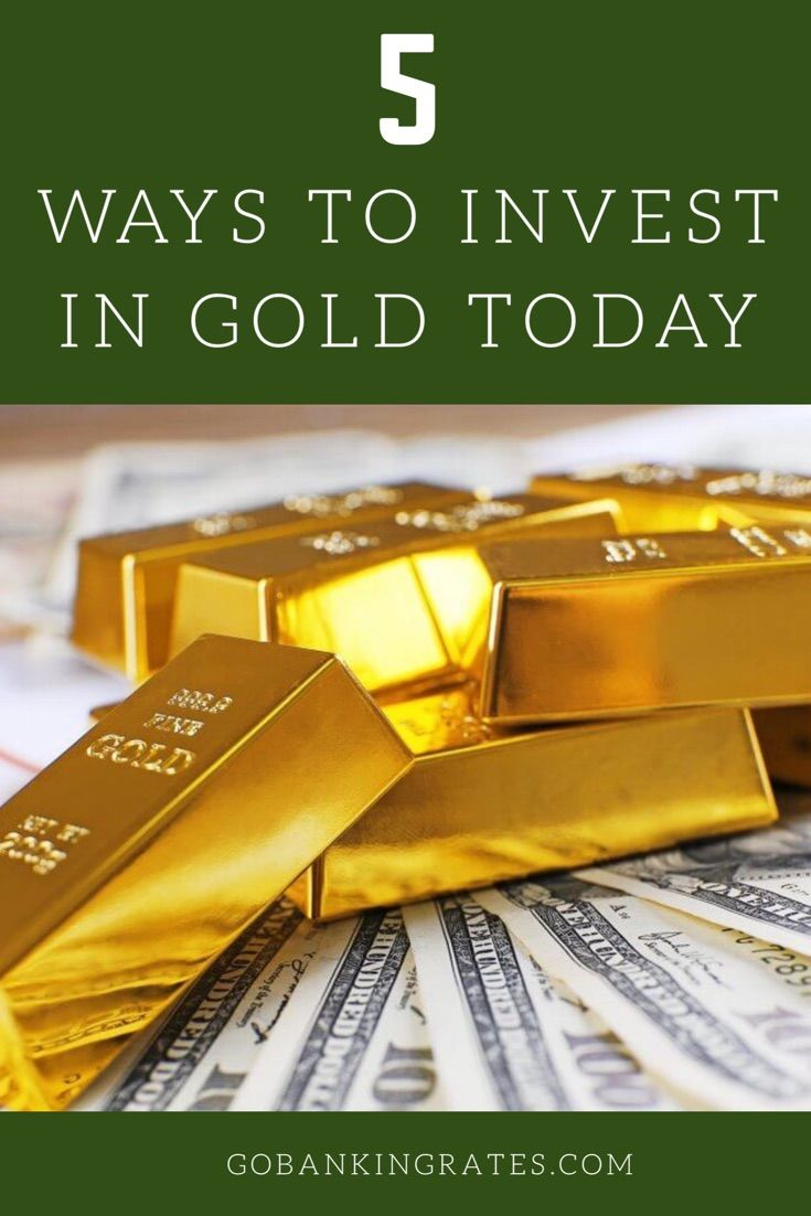 What are some types of Vanguard gold ETFs?