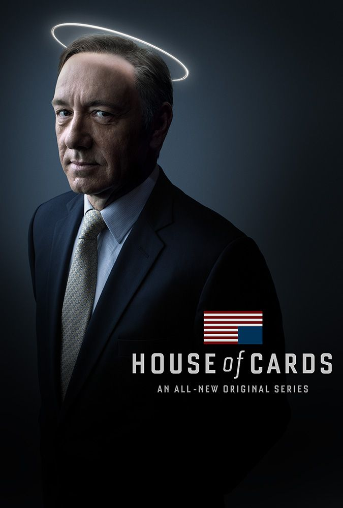 Pin 6. | House of Cards | Pinned Time: 20140830 21:58, Taipei Time | #Breadcrumb