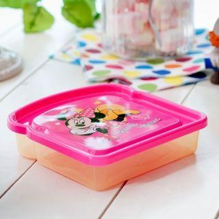 Śniadaniówka / Pojemnik na kanapki plastikowy MINNIE MOUSE