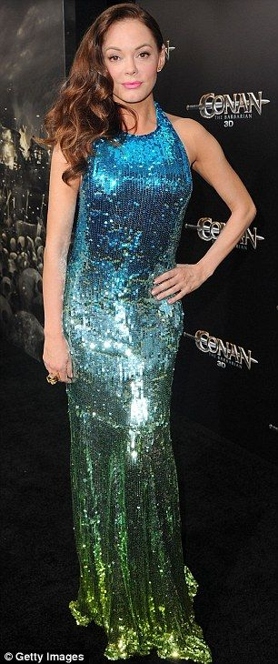 Rose Mcgowan Reveals She Was Brought Up By Drag Queen As
