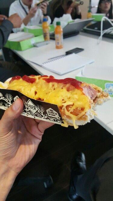 Combinación perfecta, quesos Alpina y Salchicha Koller