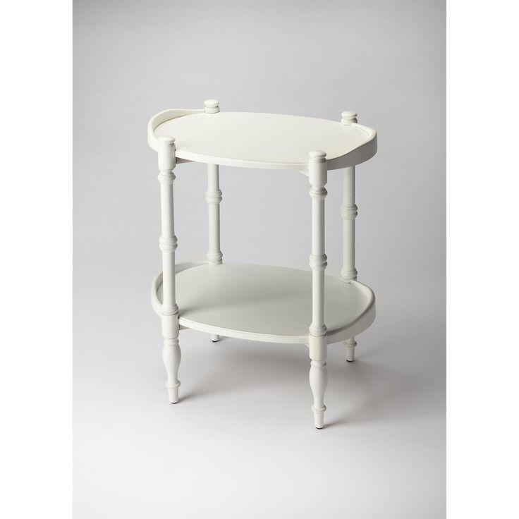 Butler Kirsten Cottage Oval Side Table