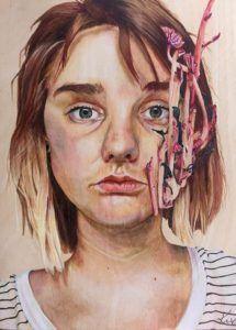Behind The Art: Kristen - How Am I Feeling?