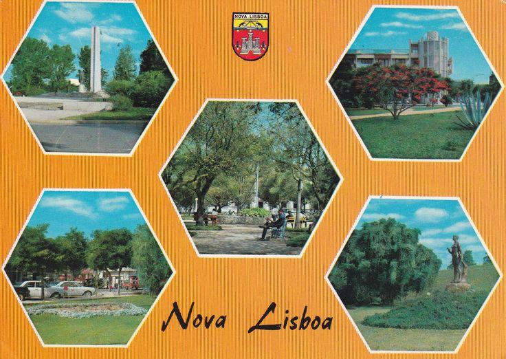 Angola - Nova Lisboa