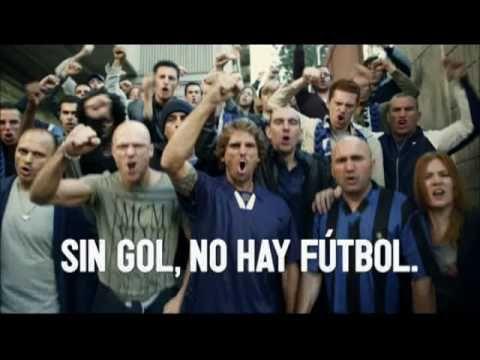 Soy el gol. Y sin gol, no hay fútbol.  Ser descriptions: Authentic (Castillian accent) and Spanish 1 understands it!  (Spanish Class Video Clips)