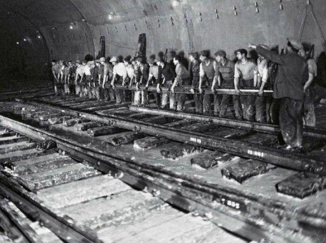 ratp creation 1948 dieulois