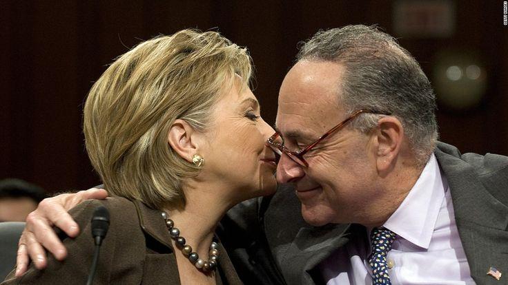 #Schumer #throws #Hillary under bus...