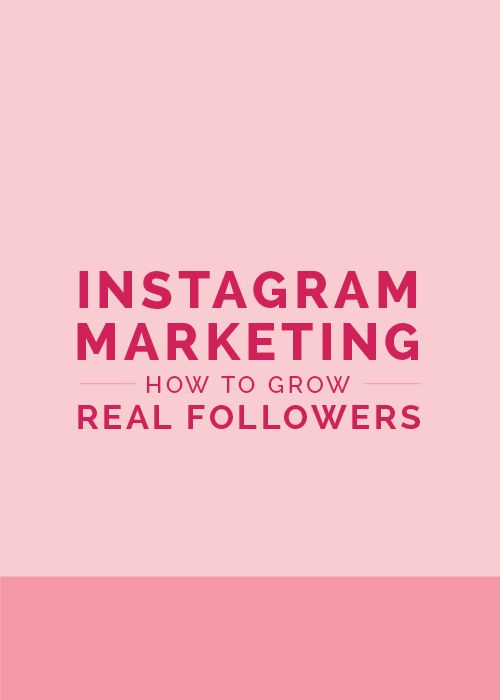 Instagram Marketing: FInd Your Following - The Elle & Company Collaborative