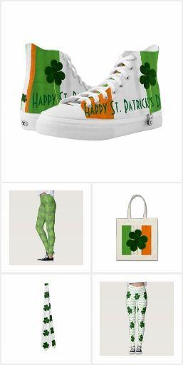 St. Patrick Fashion
