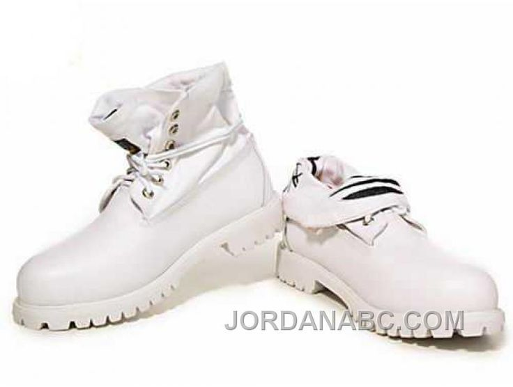 http://www.jordanabc.com/timberland-roll-top-white-boots-for-mens-on-sale-218940.html TIMBERLAND ROLL TOP WHITE BOOTS FOR MENS ON SALE 218940 Only $103.00 , Free Shipping!