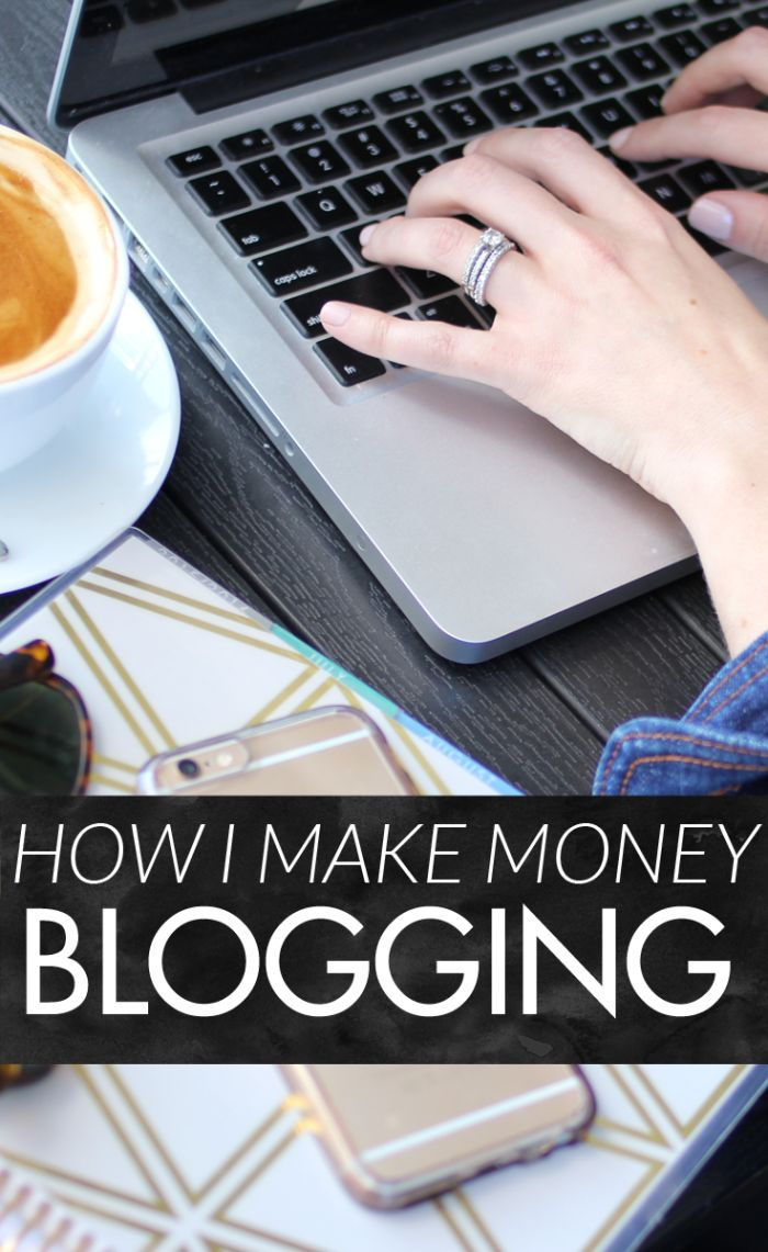 How I Make Money on My Blog + FREE Income & Stats Tracker