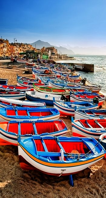 Palermo, na Itália, é só mais um motivo para você fazer uma viagem pela Sicília Clássica. Acesse http://bit.ly/1wGSnhX #Italia #Palermo #Sicilia