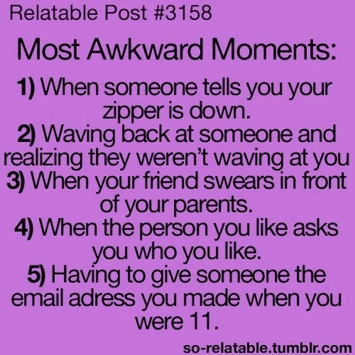 51 best images about Awkward...... on Pinterest