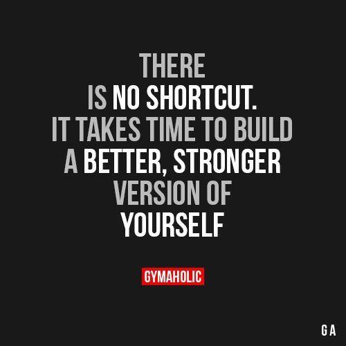NO Shortcut!