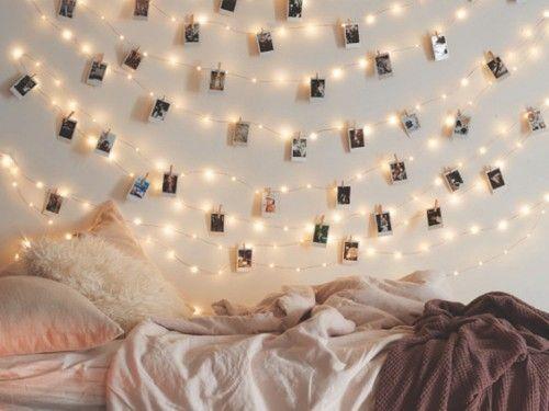 Camere Tumblr Con Luci : Cover arredare con le lucine mobile tumblr nel 2019 room decor