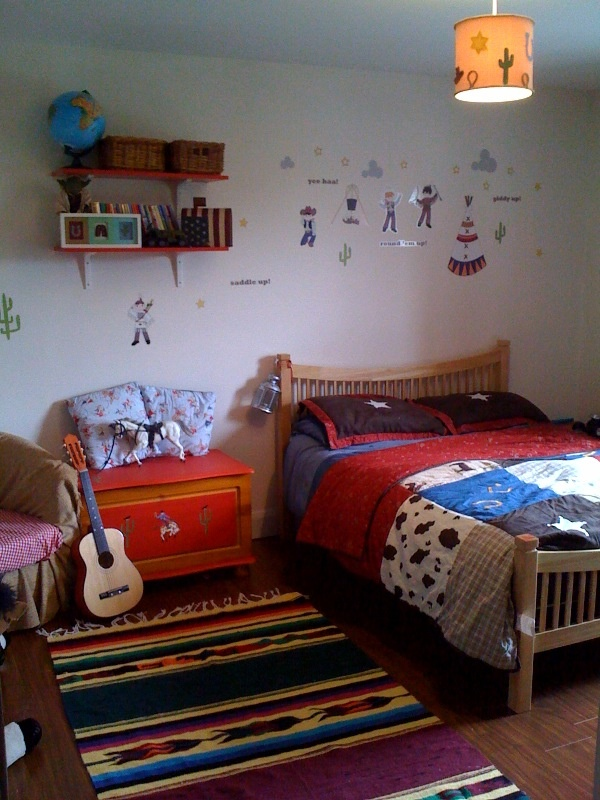 25 best ideas about boys cowboy room on pinterest for Cowboy kids room
