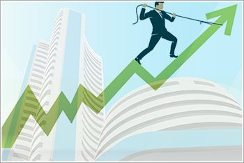 Indian Equity benchmark today strong in morning trade following positive global cues. The Sensex broader sensex trade marginally out-performance