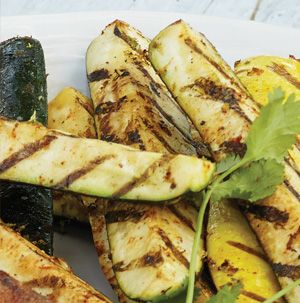 how to cook yellow squash on the grill