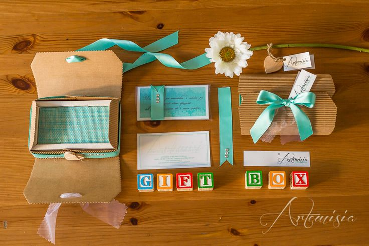 Gift Box by Artemisia Photographer - Photo Shooting
