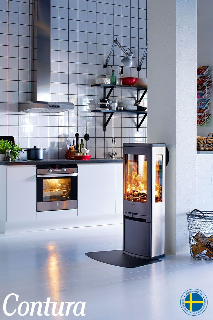 Inredning contura skorsten : 8 best Contura 700 images on Pinterest | Wood stoves, Wood burning ...