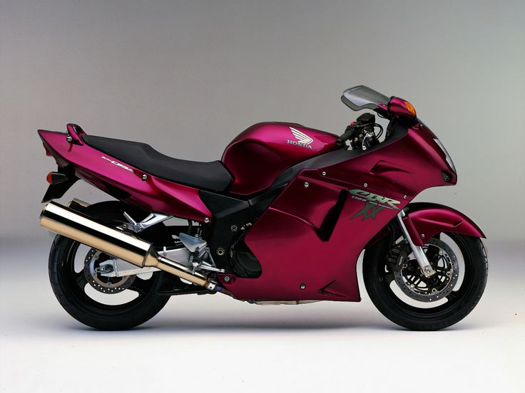 2006 Honda CBR 1100 XX Super Blackbird