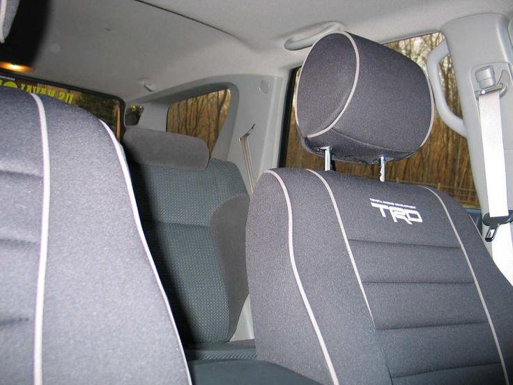 Wet Okole Seat Cover Combination Toyota Tacoma Seat