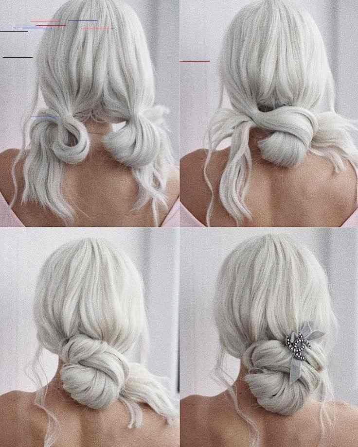 Ausgefallene Frisuren Die Perfekt Fur Besondere Anlasse Sind In 2020 Haartutorial Hochzeitsfrisur Tutorial Frisuren