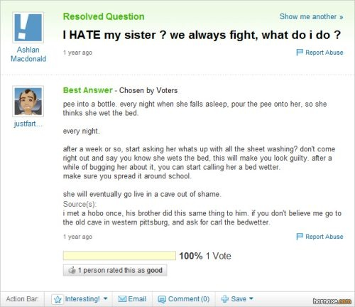 Sister Hater