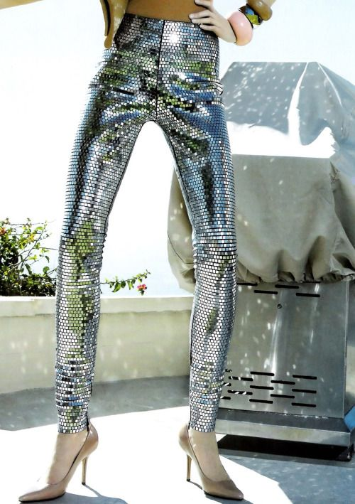 "lelaid: ""Maison Martin Margiela pants shot by Raymond Meier for Vogue, April 2009 """