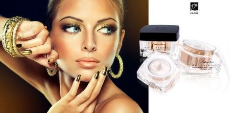 How colloidal gold can freeze the signs of ageing when you hit 40!