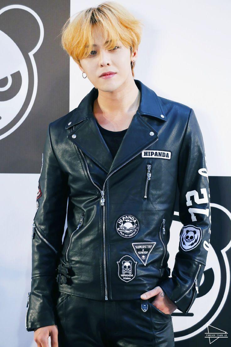 G-Dragon   HI PANDA Press Conference (150831)