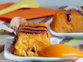 Cocinando con Neus: Bizcochitos de boniato con baño de chocolate