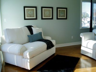 Benjamin Moore Wall Paint In Mount Saint Anne Ooh For My